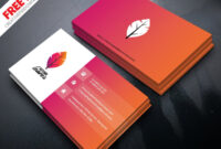 Blankvisiting Hashtag On Twitter within Blank Business Card Template Psd