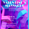 Block Party Valentine's Day Party Flyer Template Regarding Block Party Flyer Template