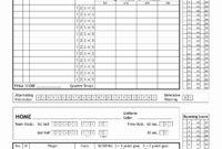 Blog Archives – Finbio7 throughout Basketball Player Scouting Report Template