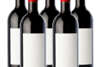 Bottle Labels For Water Bottles, Wine Bottles, Blank For pertaining to Blank Wine Label Template