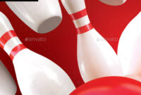 Bowling Flyer Graphics, Designs & Templates From Graphicriver inside Bowling Flyers Templates Free