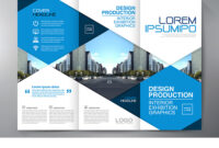 Brochure 3 Fold Flyer Design A4 Template intended for 3 Fold Brochure Template Free