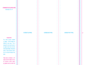 Brochure Template – 78 Free Templates In Pdf, Word, Excel in 4 Fold Brochure Template Word