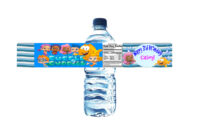 Bubble Guppies Birthday Personalized Water And 23 Similar Items for Bubble Bottle Label Template