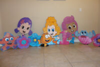 Bubble Guppies Cake Ideas : Bob Doyle Home Inspiration for Bubble Guppies Birthday Banner Template