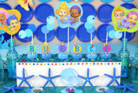 Bubble Guppies™ Diy Party Ideas | Fun365 pertaining to Bubble Guppies Birthday Banner Template