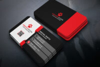 Business Card Design (Free Psd) On Behance with Calling Card Free Template