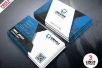 Business Card Design Psd Templatespsd Freebies On Dribbble with Calling Card Psd Template