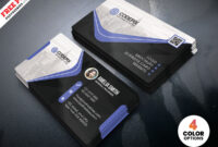 Business Card Psd Templatepsd Freebies On Dribbble inside Calling Card Psd Template
