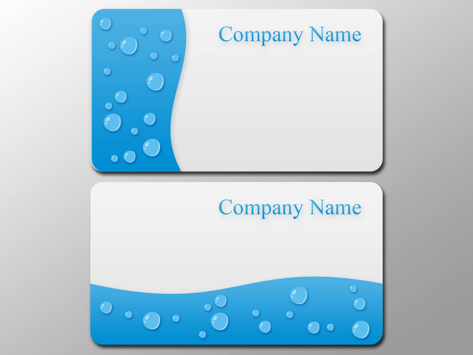Business Card Template Photoshop – Blank Business Card Pertaining To Business Card Size Template Photoshop