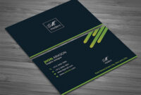 Business Card Templateakhtar Jahan On Dribbble in Buisness Card Templates