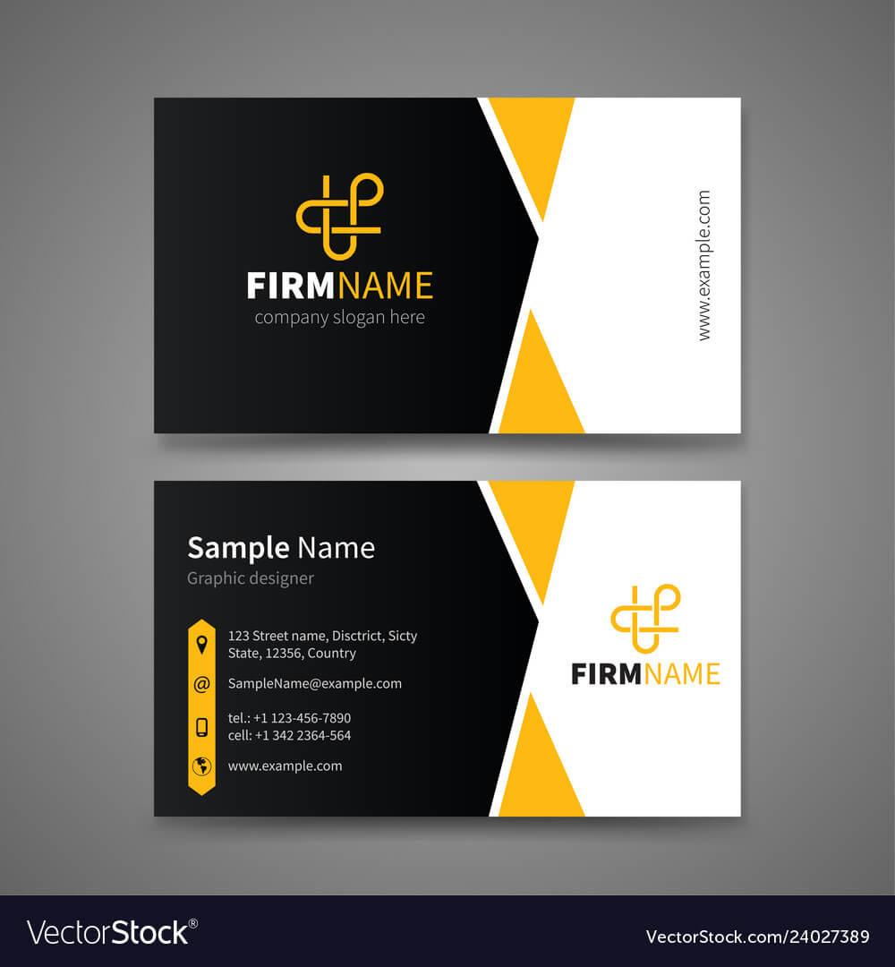 Business Card Templates Regarding Buisness Card Template