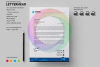 Business Corporate Letterhead Template – Graphic Templates throughout 8 5X 11 Business Card Template