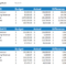 Business Expense Spreadsheet Template Free Monthly Small With Regard To Business Budgets Templates