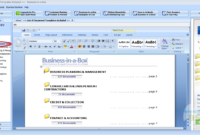 Business-In-A-Box – Latest Version 2019 Free Download intended for Business In A Box Templates