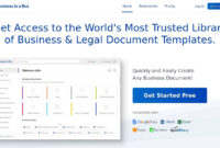 Business-In-A-Box – The Business-In-A-Box -Agreement Claim within Business In A Box Templates