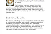 Business Plan Coffee Sample Home Objective Uk Ppt Download intended for Business Plan For Cafe Free Template