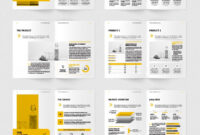 Business Plan in Business Plan Template Indesign