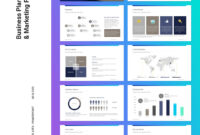 Business Plan Presentation Template throughout Business Plan Presentation Template Ppt