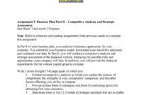 Business Plans Transport Plan Template Sample Pdf Bus For for Business Plan Template For Transport Company
