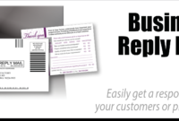 Business Reply Mail | Print & Copy Factory | Pcfwebsolutions with Business Reply Mail Template