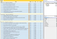 Business Templates inside Business Process Inventory Template