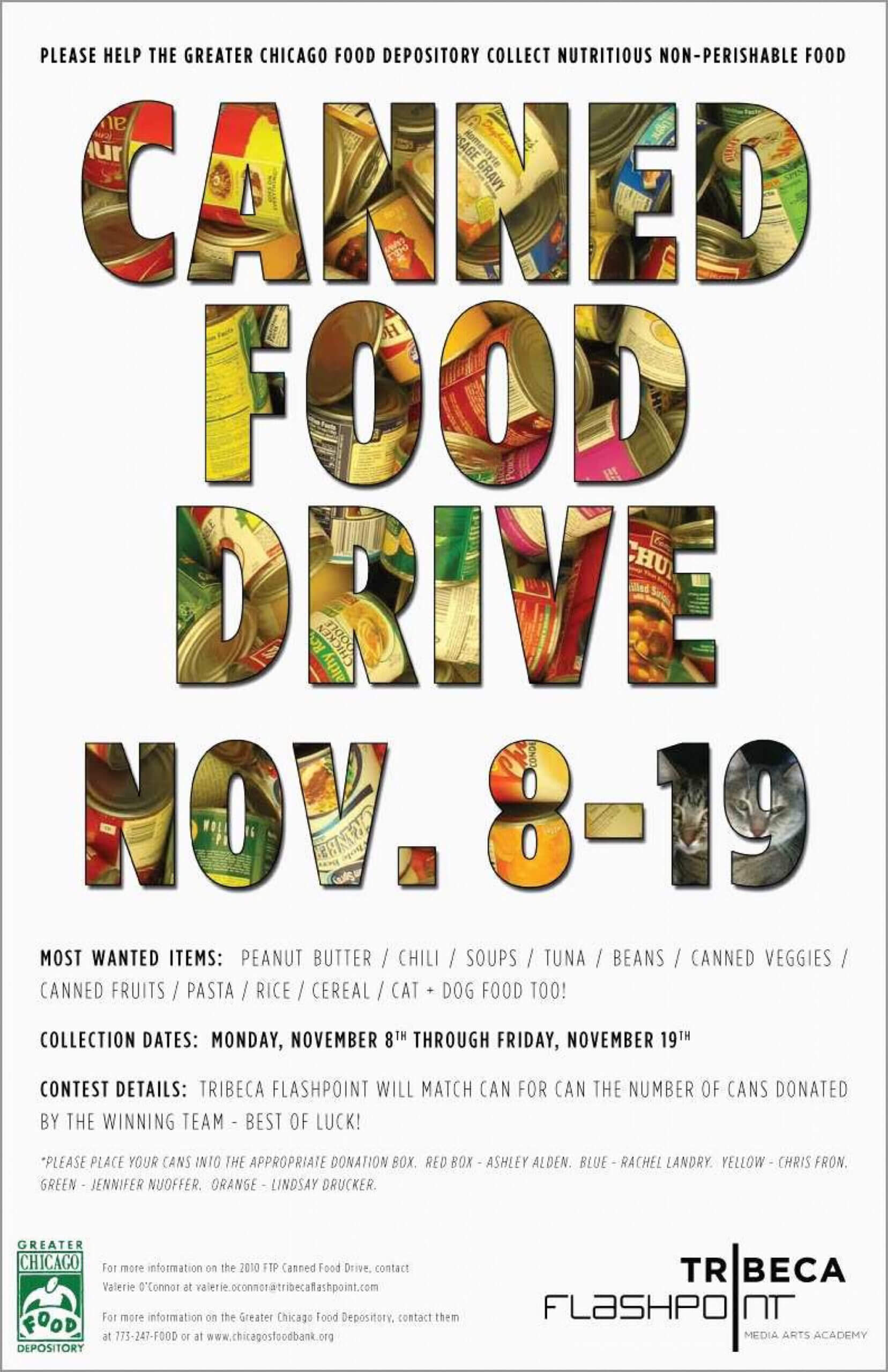 Can Food Drive Flyer | Templates, Scripts, Graphics Intended For Canned Food Drive Flyer Template