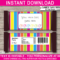 Candy Bar Wrapper Template For Mac – Ameasysite With Candy Bar Wrapper Template For Word