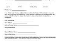 Car Bill Of Sale | Printable Pdf Template | As Is Bill Of Sale regarding Auto Bill Of Sale Template