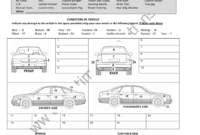 Car Damage Report For Nce Claim Template Sample Insurance within Car Damage Report Template