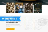 Car Repair Templates | Templatemonster within Automotive Gift Certificate Template