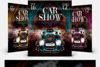 Car Show – Free Flyer Psd Template inside Car Show Flyer Template