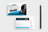 Car Wash Business Card Template In Psd, Ai & Vector within Automotive Business Card Templates