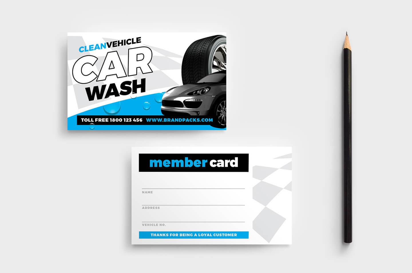 Car Wash Business Card Template In Psd, Ai & Vector Within Automotive Business Card Templates