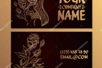 Cards Image Woman Rose Templates Creating Business Cards with regard to Advertising Cards Templates