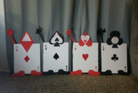 Cards | The Crafting Geek with regard to Alice In Wonderland Card Soldiers Template