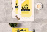 Career Flyer Templates From Graphicriver inside Career Flyer Template