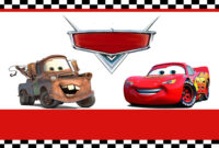 Cars – Disney Pixar Cars Photo (35674421) – Fanpop – Page 6 with regard to Cars Birthday Banner Template