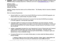 Caterer Contract Sample – C-Punkt for Catering Contract Template Word