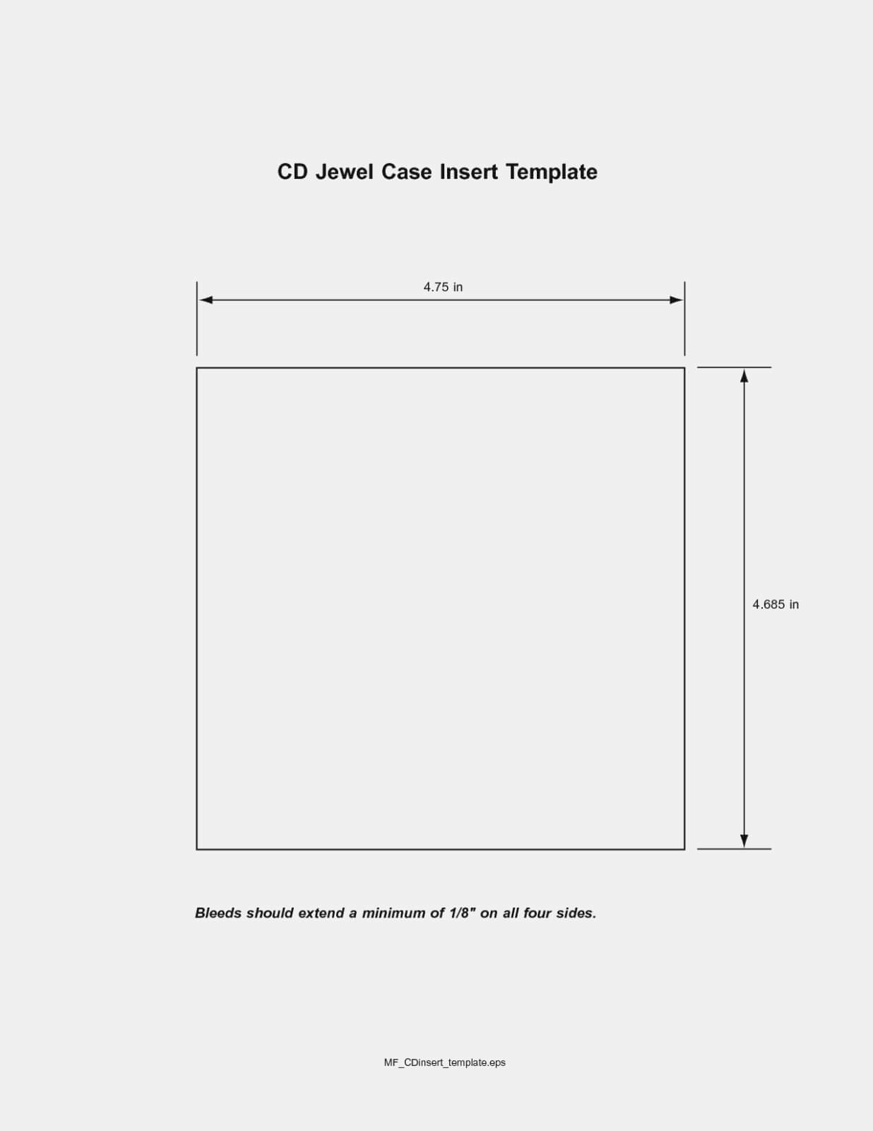 Cd Case Cover Template - Tunu.redmini.co With Regard To Cd Liner Notes Template Word