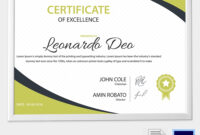Certificat And Diploma Chart Powerpoint Templates And with Award Certificate Template Powerpoint