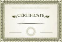 Certificate Boarders – Tunu.redmini.co within Award Certificate Border Template