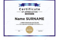 Certificate Of Achievement Template. They Are Fully And for Blank Certificate Of Achievement Template