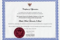 Certificate Of Appreciation | Certificate Templates intended for Award Certificate Templates Word 2007