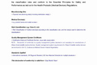 Certificate Of Compliance Template – Horizonconsulting.co intended for Certificate Of Conformity Template
