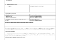 Certificate Of Conformance Template – Fill Online, Printable in Certificate Of Conformance Template