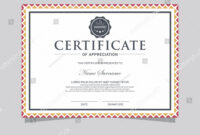 Certificate Template Diploma Currency Border Award   Royalty for Academic Award Certificate Template