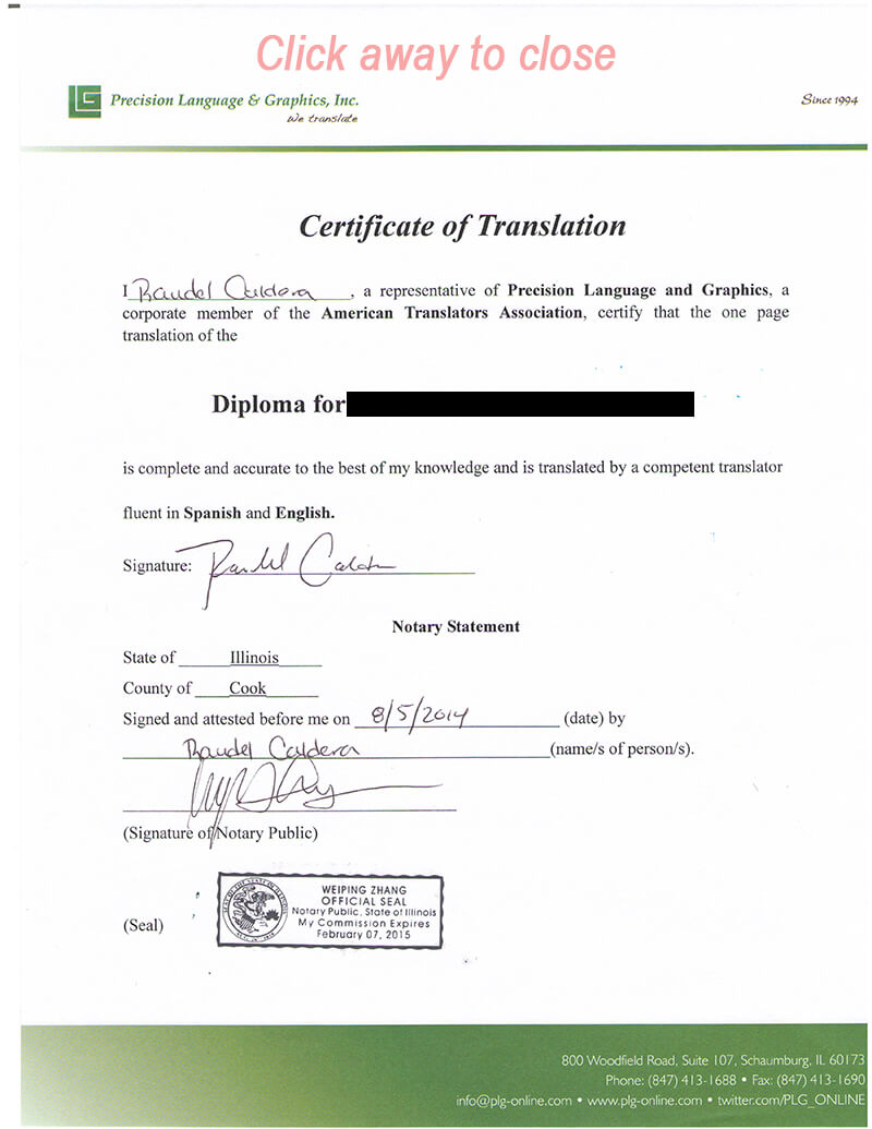 Certified Document Translation Services, Birth Certificates With Regard To Birth Certificate Translation Template Uscis