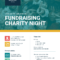 Charity Fundraiser Event Flyer Template regarding Charity Event Flyer Template