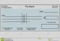 Check Clipart Cheque, Check Cheque Transparent Free For regarding Blank Cheque Template Download Free